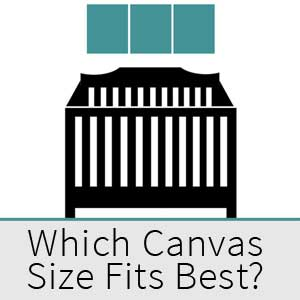Which canvas size fits best in your space