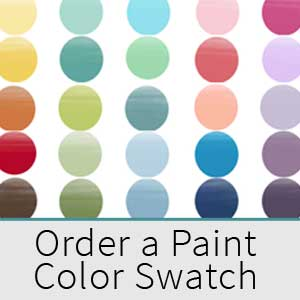 Order a paint color swatch