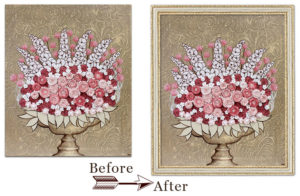 Read more about the article How to Frame Canvas Art
