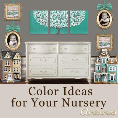 color scheme ideas for your nursery