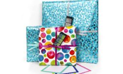 Gift wrapping is now available