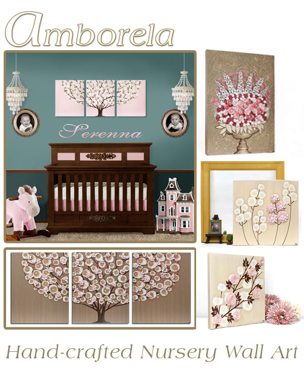 Read more about the article Color Scheme Idea for Your Nursery: Pink, Khaki, Brown