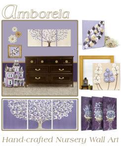 Read more about the article Color Scheme Idea for Your Nursery: Lavender, Khaki