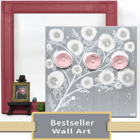 Shop bestseller wall art