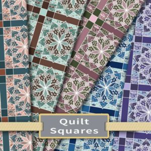 Quilt Squares Fabric