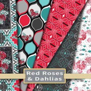 Bold Modern Fabric & Wallpaper