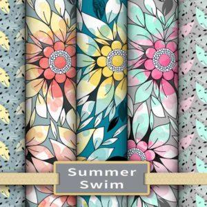 Bright Summer Fabric & Wallpaper