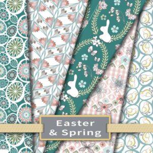 Easter Fabric & Wallpaper