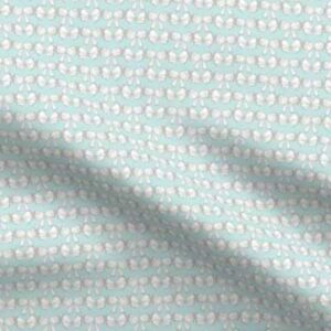 Fabric & Wallpaper: Butterflies, Teal, Gray