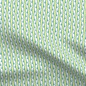 Fabric & Wallpaper: Bamboo Stripes in Green